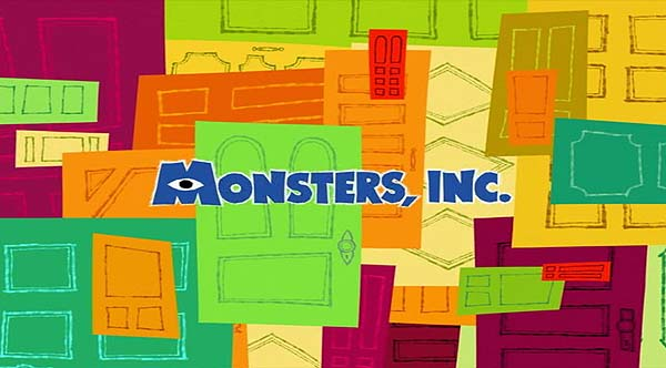 <i>Monsters, Inc.</i> Title Card