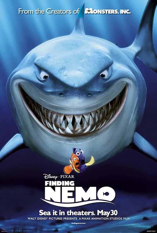 Finding Nemo Teaser Poster