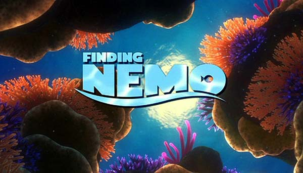 <i>Finding Nemo</i> Title Card