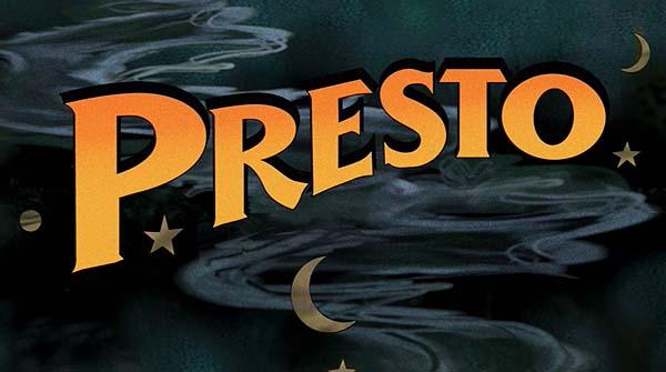 <i>Presto</i> Title Card