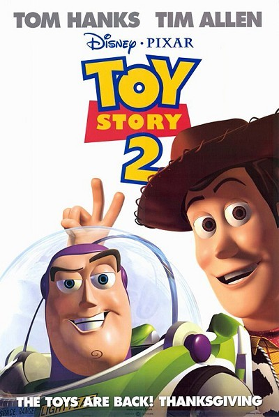 Toy Story 2 Release Poster