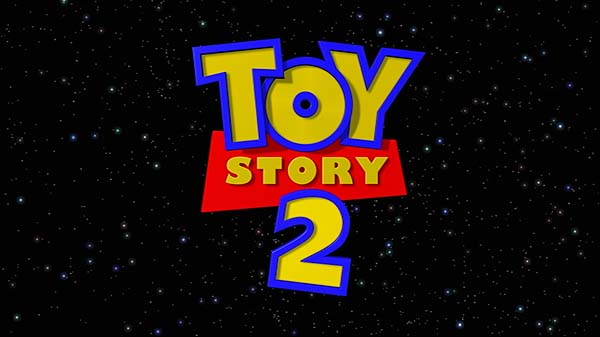 <i>Toy Story 2</i> Title Card