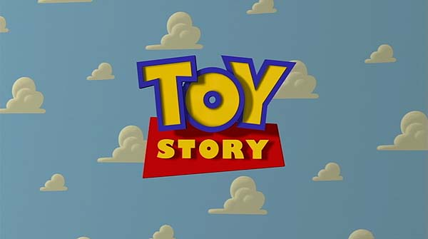 <i>Toy Story</i> Title Card