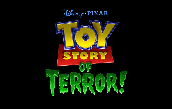 Toy Story of Terror! Title Card