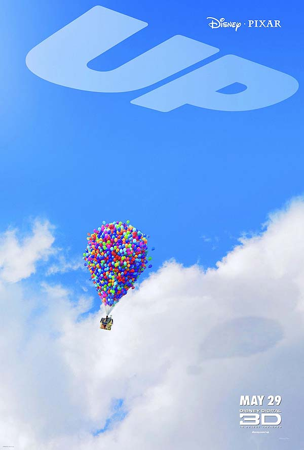 Up Pre Release Poster