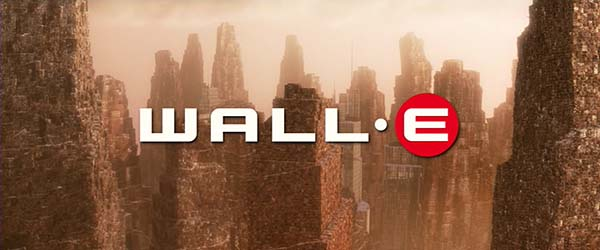 <i>WALL&#183;E</i> Title Card