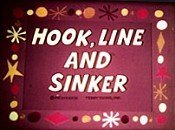 'Hook, Line And Sinker' Reissue Title Card