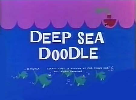 <i>Deep Sea Doodle</i> Title Card