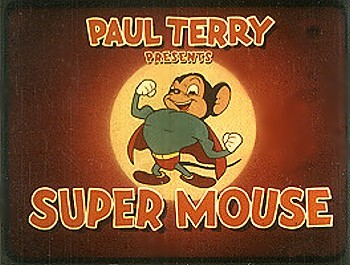 'Super Mouse' Series Title Card