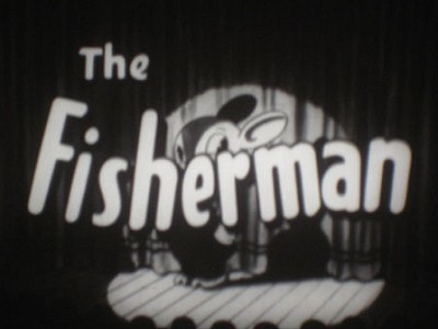 The Fisherman Reissue Title Card