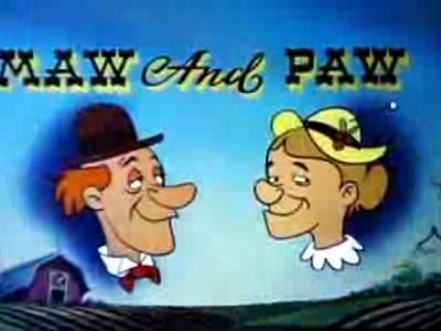 Maw And Paw Title Card