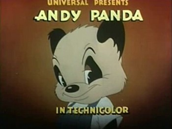 Series Title Card (Note: Andy Panda series)