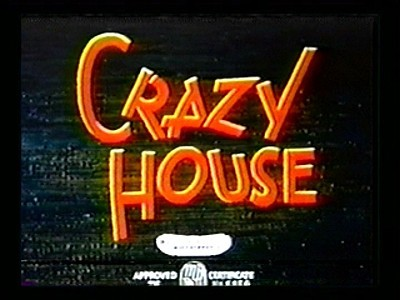 Crazy House Original Title Card