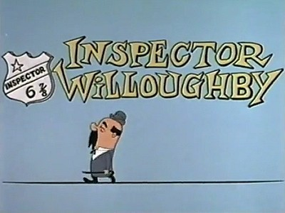 'Inspector Willoughby' Series Title Card