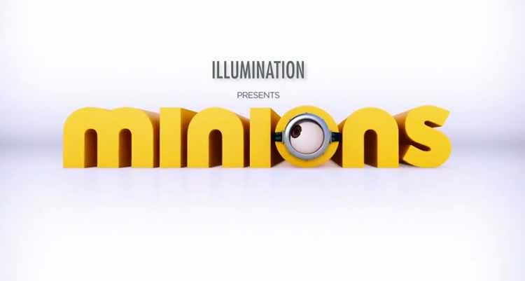 Minions Title Card