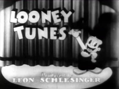 Looney Tunes Rerelease Title Card