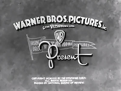 Crosby, Columbo, And Vallee Merrie Melodies Opening Title