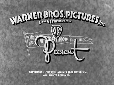 The Miller's Daughter Merrie Melodies Opening Title