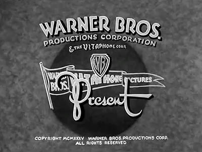 Gold Diggers Of '49 Looney Tunes Opening Title
