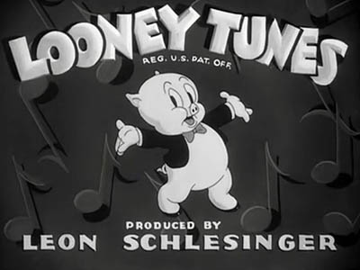 Looney Tunes Title Card