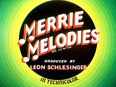 Merrie Melodies Title C