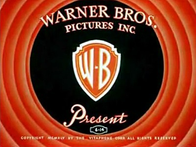 <i>Merrie Melodies</i> Series Title Card
