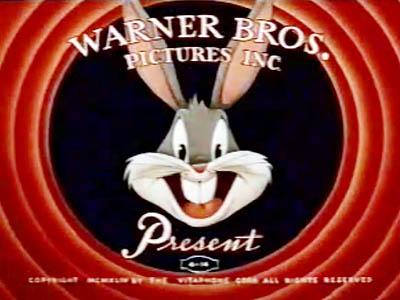 Bugs Bunny Title Card