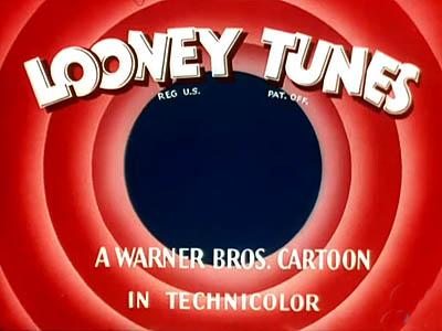Looney Tunes Title Card (Technicolor)
