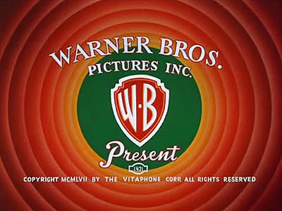Wideo Wabbit Merrie Melodies Opening Title
