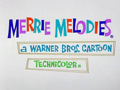 New Style Merrie Melodies Graphic