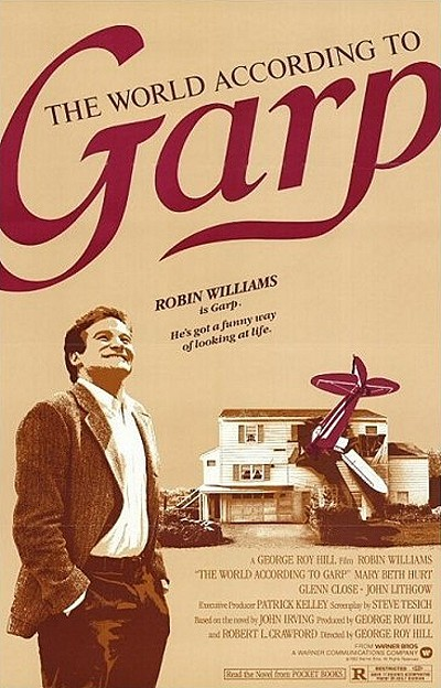 'The World According To Garp' Original Release Poster