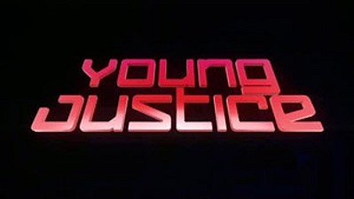 'Young Justice Television' Series Title Card