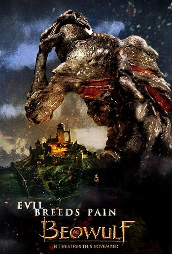 Evil Breeds Pain Advance Poster