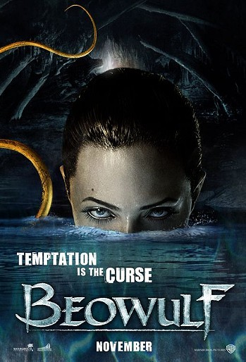 Temptation Is The Curse Advance Poster