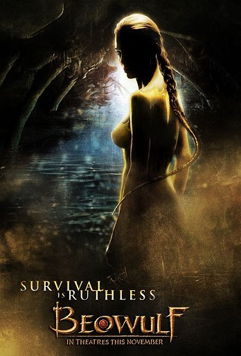 Survival Is Ruthless Advance Poster
