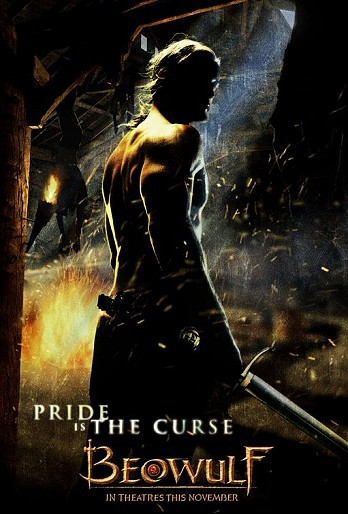 Pride Is The Curse Advance Poster
