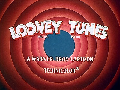 Executive Tweet Looney Tunes Opening Title