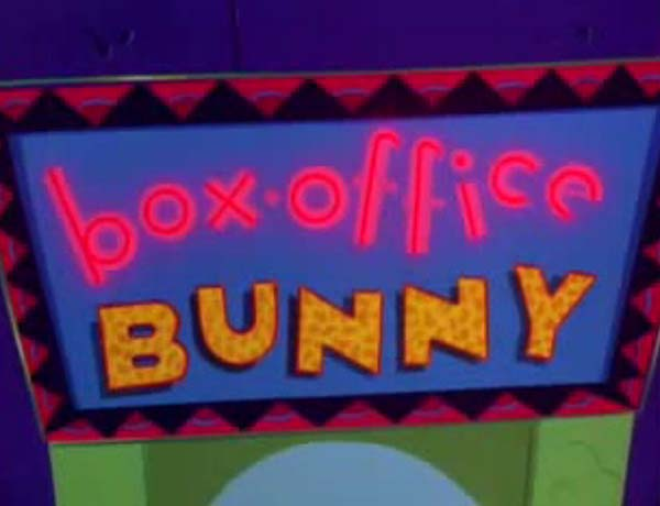<i>Box-Office Bunny</i> Title Card