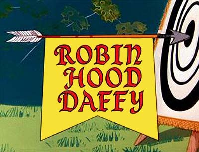 Robin Hood Daffy Cartoon