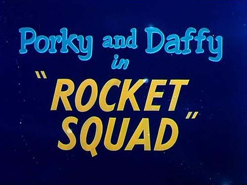 <i>Rocket Squad</i> Title Card