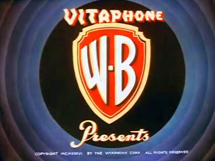 Bingo Crosbyana Warner Bros. Studio Opening Title