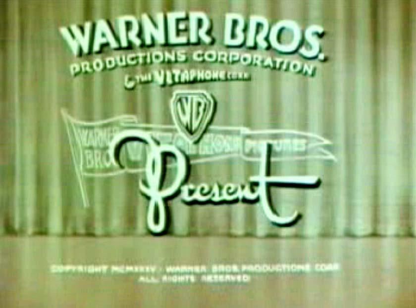Warner Bros. Studio Title