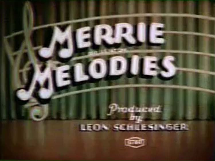 My Green Fedora Merrie Melodies Card