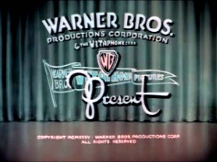 Warner Bros. Studio Title