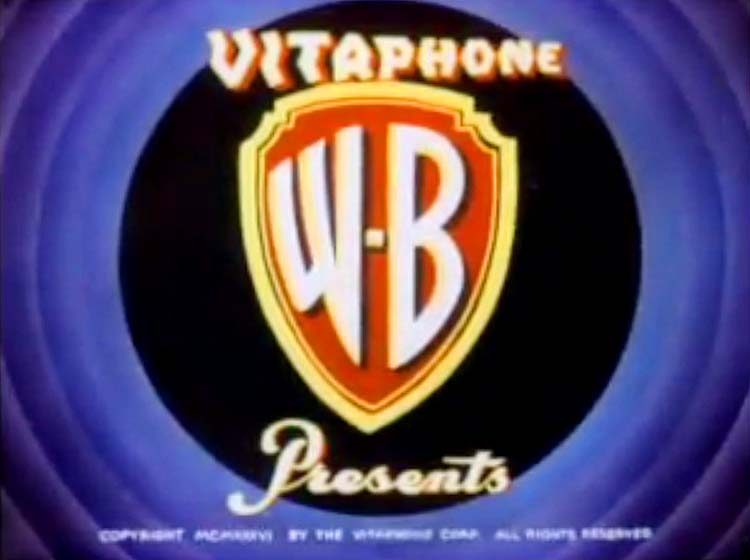 I Love To Singa Warner Bros. Studio Title