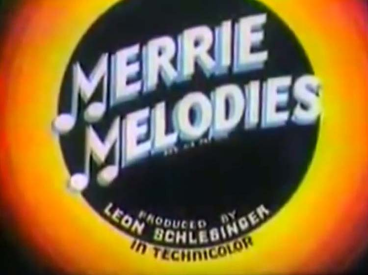 The Isle Of Pingo Pongo Merrie Melodies Title Card