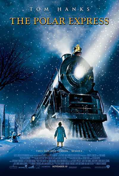 The Polar Express Original Release Poster