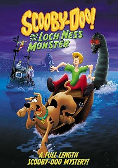 'Scooby Doo And The Loch Ness Monster' Title Card