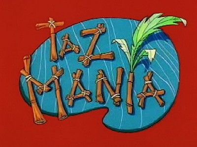 'Taz-Mania! Television' Series Title Card