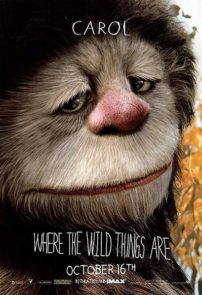 Pre-Release Poster (Carol)